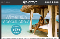 Winter Sun Special Offers
