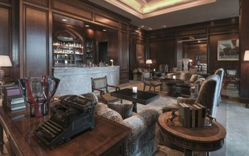 The Library and Cigar Lounge