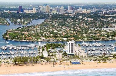 Bahia Mar Fort Lauderdale Beach Doubletree by Hilton