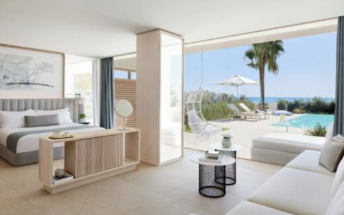 Deluxe Sea View Junior Suite with Private Pool