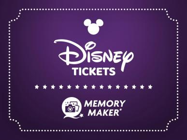 Disney Ultimate Ticket with Memory Maker