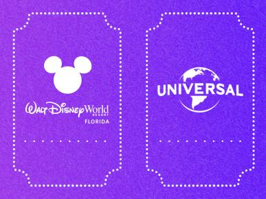 Disney & Universal Orlando Resort Combo Pass