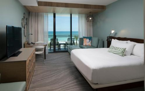 Premium King Room Beach Front