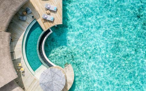 Intercontinental Maldives - Two Bedroom Overwater Pool Villa