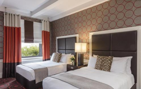 Empire Deluxe Room - Two Double Beds